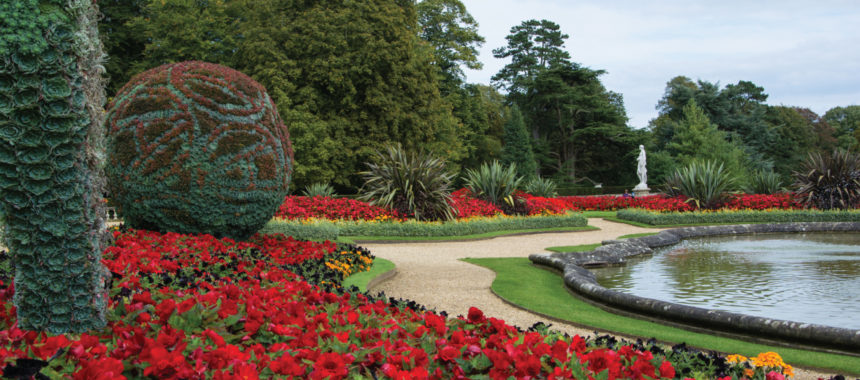 The Gardens, Waddesdon Manor https://www.flickr.com/photos/129713698@N02/21399213223/ by Keith Dixon. Creative Commons Licence https://creativecommons.org/publicdomain/mark/1.0/
