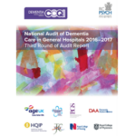 National Audit of Dementia - third report