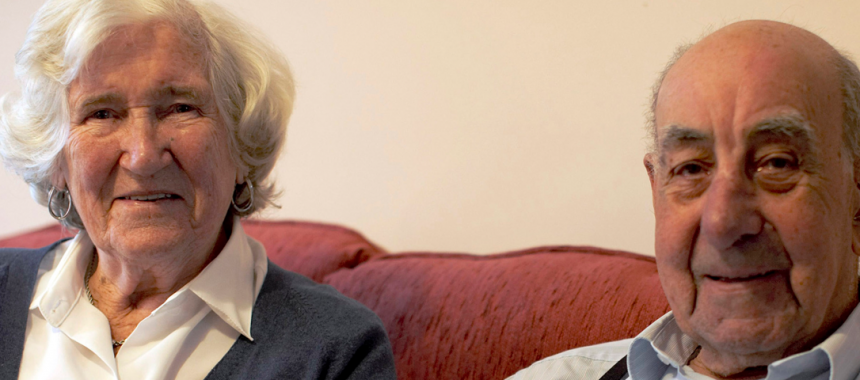 Support of people with dementia in their own homes