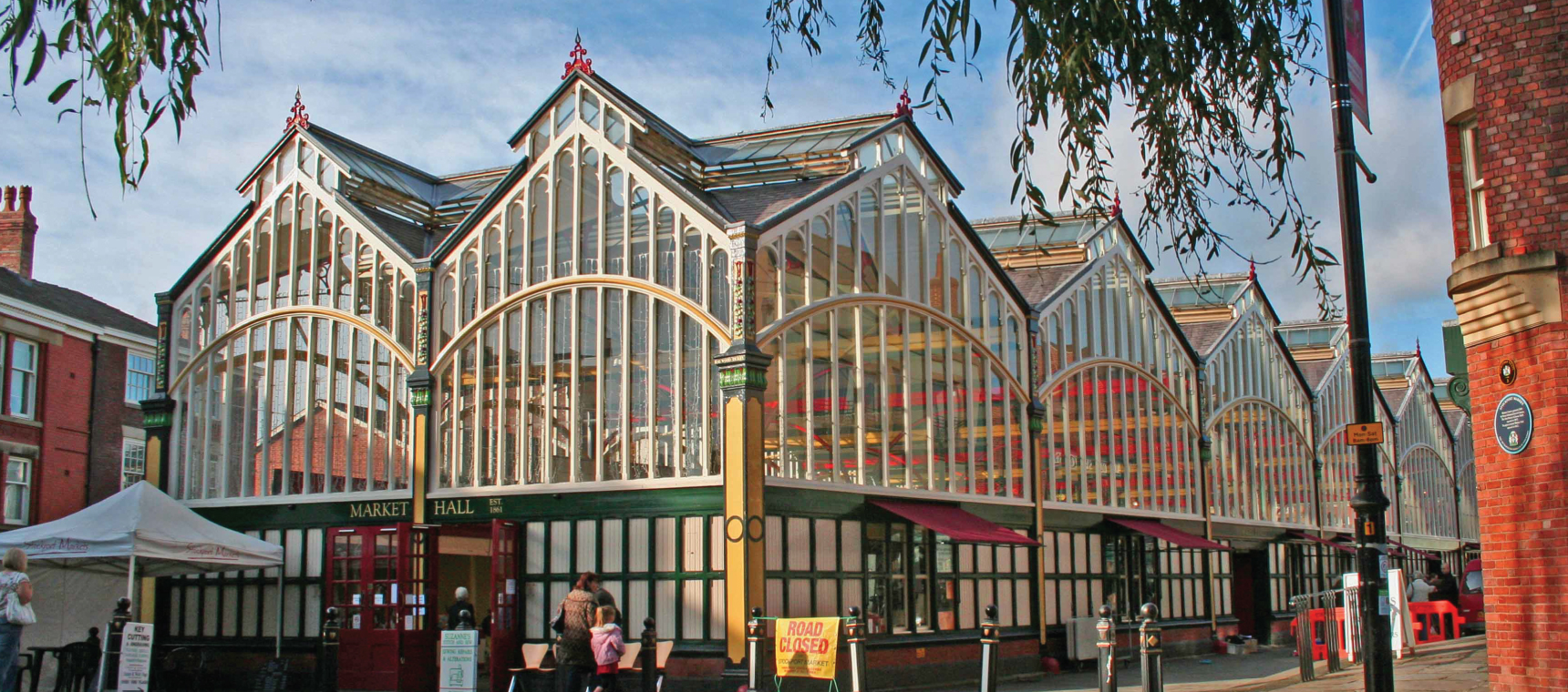 Stockport Market https://www.flickr.com/photos/the_yes_man/4061467259/ by the yes man. Creative Commons Licence https://creativecommons.org/licenses/by/2.0/
